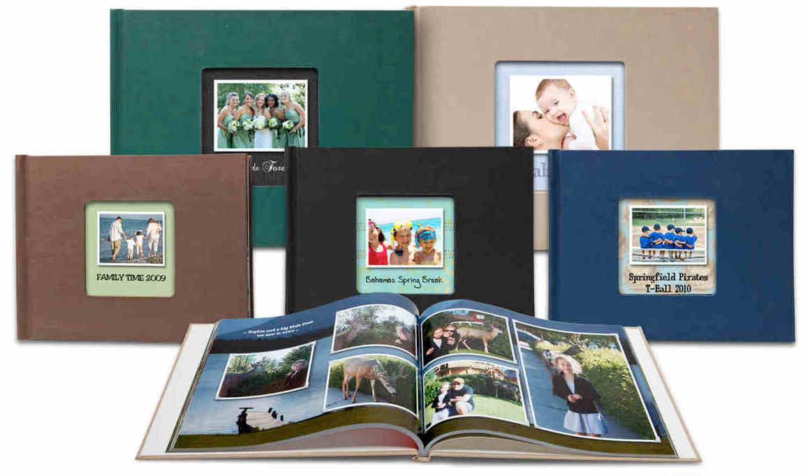 Classic Photo Books