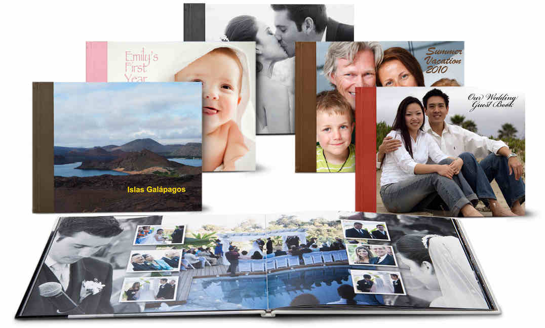 Classic Custom Photo Books