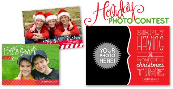 Picaboo 2012 Holiday Photo Contest