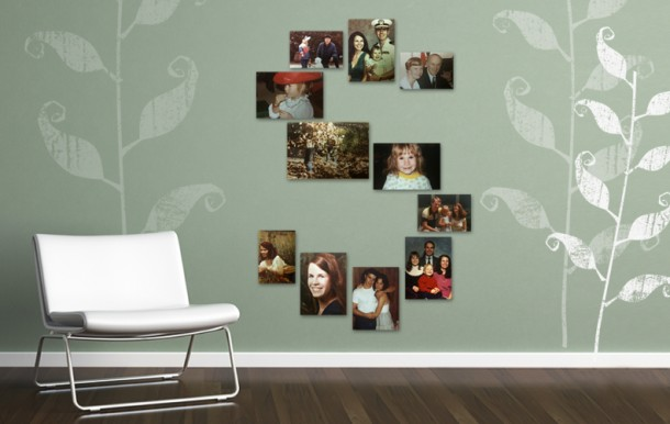 letter-shaped-canvas-prints-display