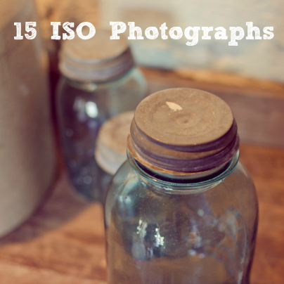 15 iso photographs