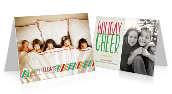 Picaboo Holiday Cards #holidaycards #picaboo