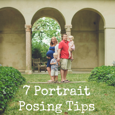 7 portrait posing tips