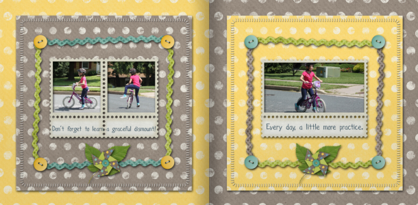 Picaboo Photo Books #scrapbooking