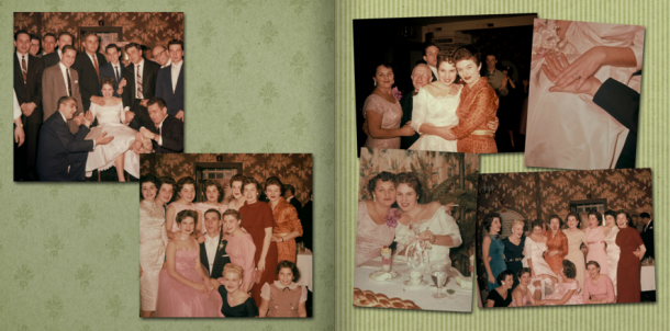 Family Traditions Photo Book from Picaboo #scrapbooking