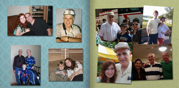 Family Traditions Birthday Photo Book from Picaboo #scrapbooking