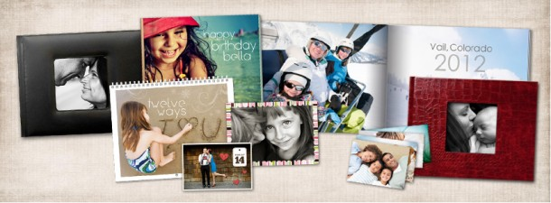 Inspired? Create your own photo book! Take a look at our weekly specials!