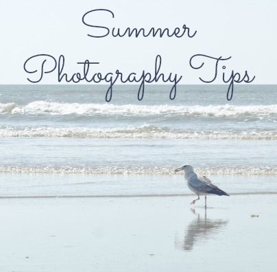 summer photography tips