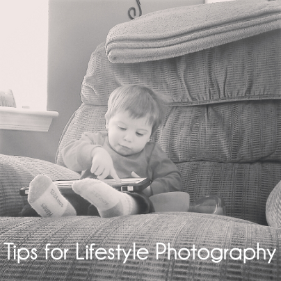 tips for lifestyle photography